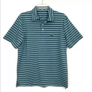 L.L. Bean Slightly Fitted Stretch Polo Shirt M